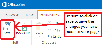 Anonymous Contact Form - click Save Changes