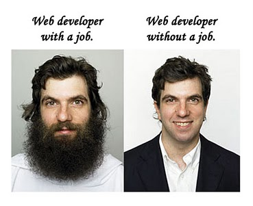 Are you sure you want to hire this web developer? Code A Site's developers are clean-cut and professional!